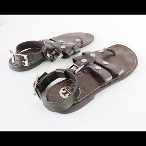 Tory Burch Gladiator Sandals Size 6
